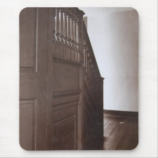 Stairhall I Mouse Pad