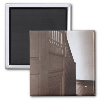 Stairhall I Refrigerator Magnet