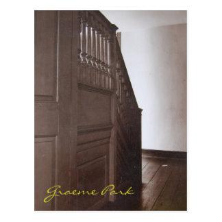 Stairhall I Tarjeta Postal