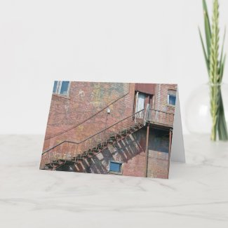 Stairs card