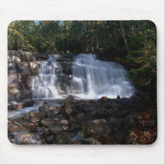 Stairs Falls Mouse Pad