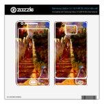 Stairs in Algier by Pierre Renoir Samsung Galaxy S II Skins