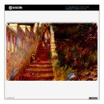 Stairs in Algier by Pierre Renoir Skin For MacBook Air