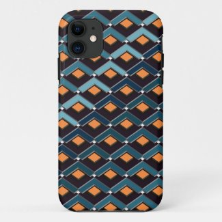 Stairs in Stairs pattern Altona iPhone 11 Case