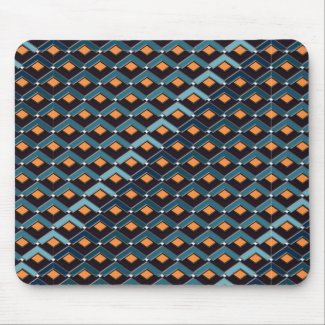 Stairs in Stairs pattern Altona Mouse Pad