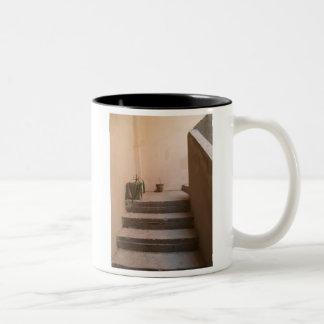 stairs mug