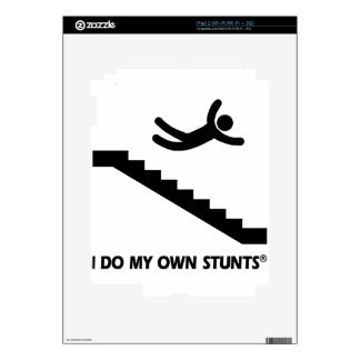 Stairs My Own Stunts Skin For iPad 2