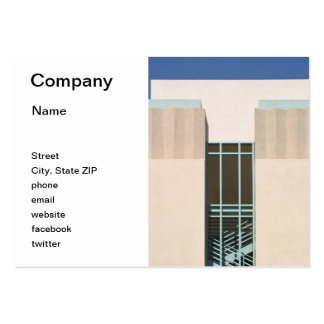 Stairs Tower Large Business Cards (Pack Of 100)