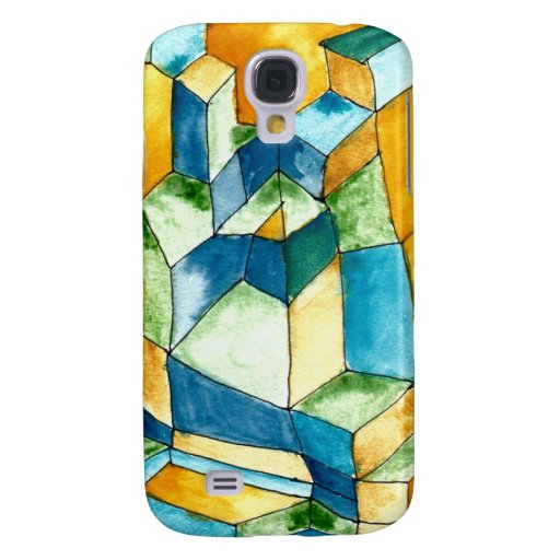 STAIRSTEPS SAMSUNG GALAXY S4 COVER