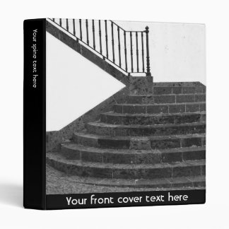 Stairway and post box binder