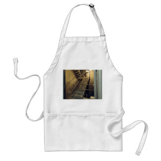 Stairway Adult Apron