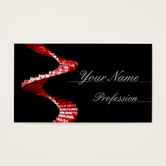 Stairway Business Card