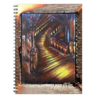 Stairway of Light Notebook