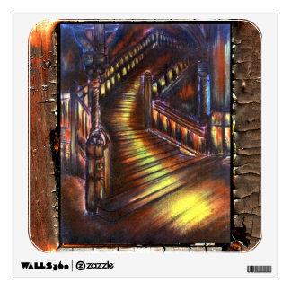 Stairway of Light Wall Sticker