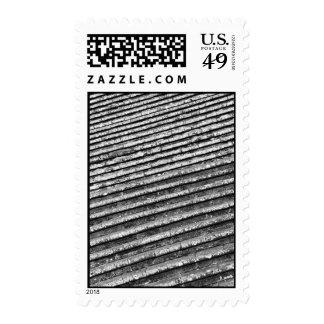 Stairway Postage Stamp