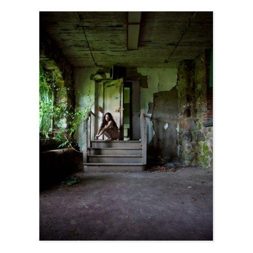 Stairway Postcard
