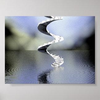Stairway to heaven1 print