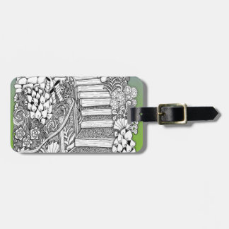 Stairway to Heaven Bag Tag