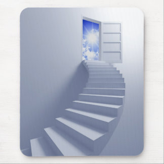 stairway to heaven mouse pad