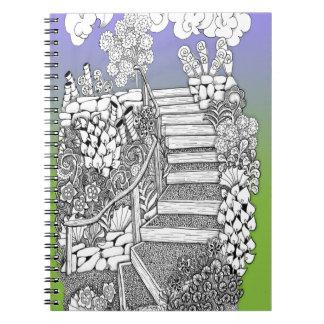 Stairway to Heaven notebook