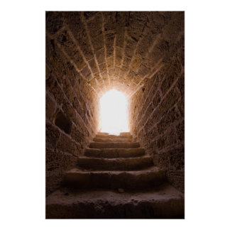 Stairway to Heaven poster/print Poster