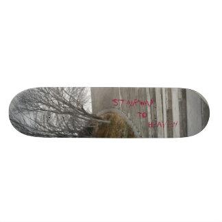 Stairway to Heaven Skateboard