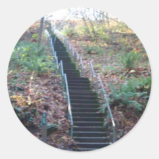 Stairway to Heaven Sticker