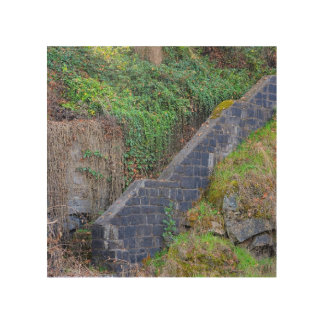 Stairway to Nowhere Wood Wall Decor