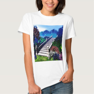 Stairway to Paradise T-shirts