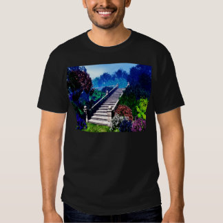 Stairway to Paradise Tee Shirts