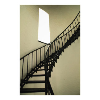 Stairway to the Light Photo Print