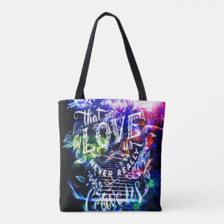 Stairway to the Ones that Love Us Tote Bag