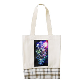 Stairway to the Ones that Love Us Zazzle HEART Tote Bag