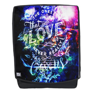 Stairway to the Skies 5o the Ones that Love Us Backpack