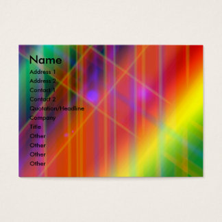 Stairways of Light  Business Card