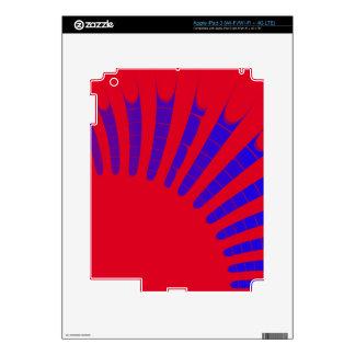 Stairways Skins For iPad 3