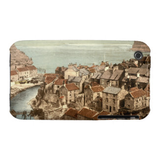 Staithes, Yorkshire, England iPhone 3 Case-Mate Cases