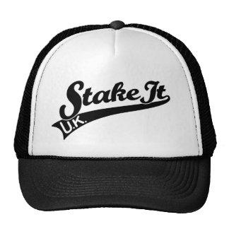Stake It U K Hats
