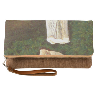 Stalacites and Stalagmites in a cave Clutch
