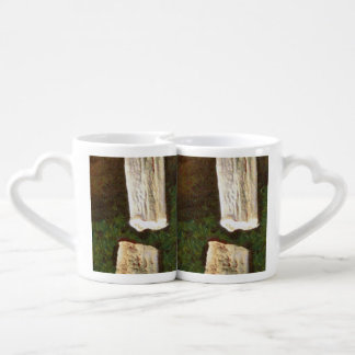Stalacites and Stalagmites in a cave Coffee Mug Set