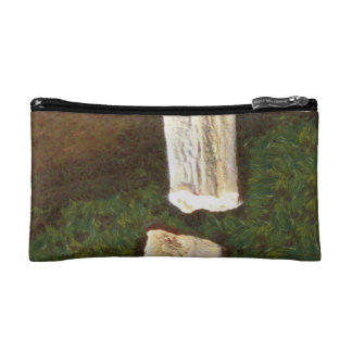 Stalacites and Stalagmites in a cave Cosmetic Bag