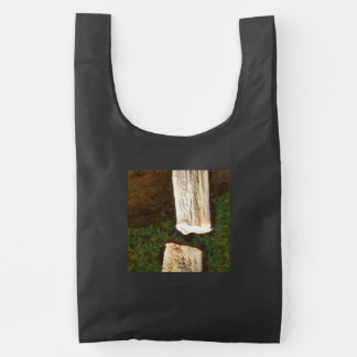 Stalacites and Stalagmites in a cave Reusable Bag
