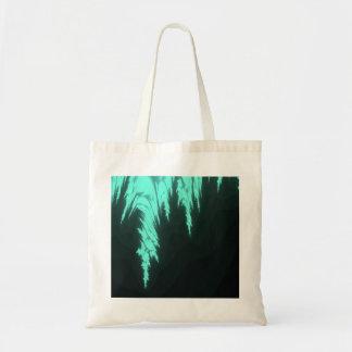 Stalactite Fractal Tote Bag