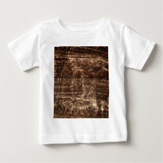 Stalagmite under the microscope baby T-Shirt