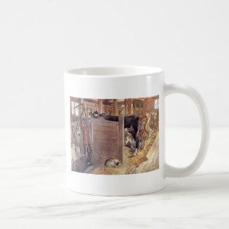 Stald or Stable 1904 Coffee Mug