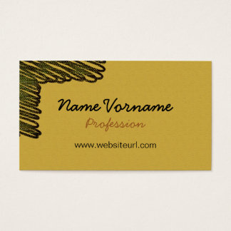 Stale Business Card