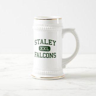 Staley - Falcons - alto - Kansas City Missouri Taza De Café