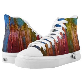 staligs unisex hightops by DAL High-Top Sneakers