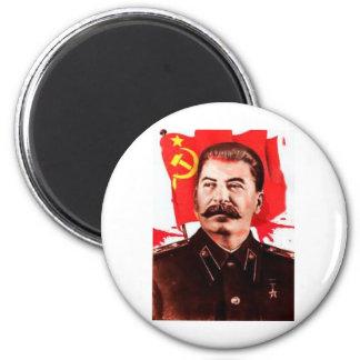 Stalin 2 Inch Round Magnet