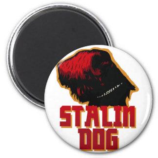 stalin dog magnets